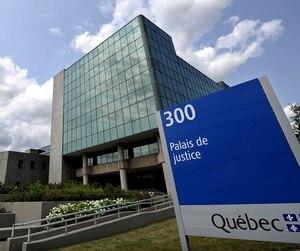 Bloc palais de justice de Québec
