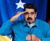 Le président du Vénézuéla, Nicolas Maduro.
