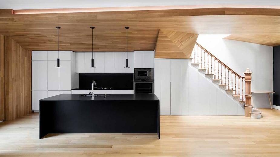 Une maison d'architecte à louer sur le Plateau