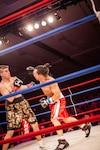 Le défi était de taille pour John-Alejandro Gonzalez en s'attaquant à Stuart McLellan, un boxeur invaincu et plus expérimenté que lui.