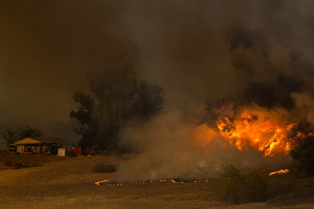 L'incendie, baptisé «Camp Fire», est devenu le plus destructeur jamais enregistré en Californie.