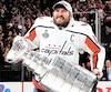 Alex Ovechkin est le premier capitaine russe à remporter la coupe Stanley.