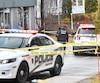 La Sécurité publique de Saguenay a suspendu deux policiers à la suite des événements du 20 novembre 2016.