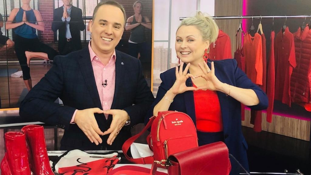 4 conseils pour porter le rouge avec classe