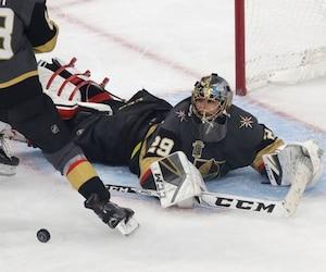 Winnipeg Jets v Vegas Golden Knights - Game Three