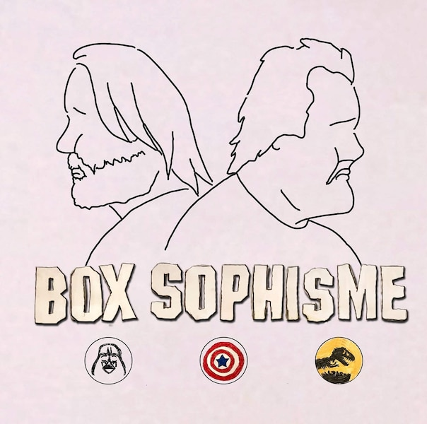 Le logo actuel de Box Sophisme
