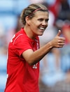 La Canadienne Christine Sinclair.