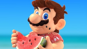 Super Mario Sunshine sur la Switch?