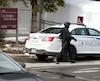 Le Service de police de la Ville de Québec est en intervention au 2160, chemin Sainte-Foy, pour une femme en crise.