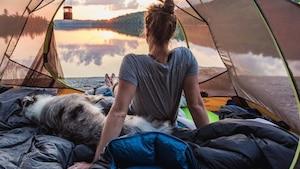 8 endroits parfaits pour camper au bord de l'eau