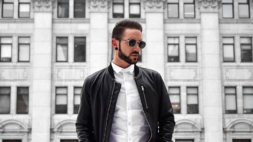 Rémi Desgagné : l'un des blogueurs mode les plus suivis sur Instagram