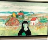 Ces deux œuvres de Gilles Carle font partie de l'exposition <i>Créer: l'été des rencontres improbables</i>.