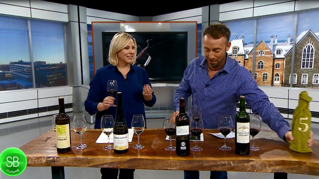 Cinq des vins les plus marquants de la dernière année