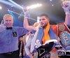 Erik Bazinyan est sorti vainqueur d'un combat contre le mexicain Alan Campa dont le bandage des mains a créé toute une commotion avant l'affrontement, jeudi soir à Las Vegas.
