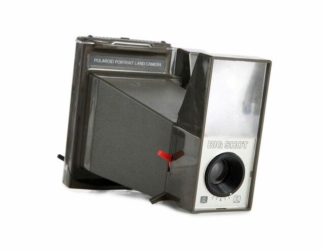 Les fans d'Andy Warhol miseront fort probablement sur cet appareil Polaroid Big Shot qui lui a appartenu. On s'attend à récolter entre 10 000 $ et 20 000 $ pour cet objet.
