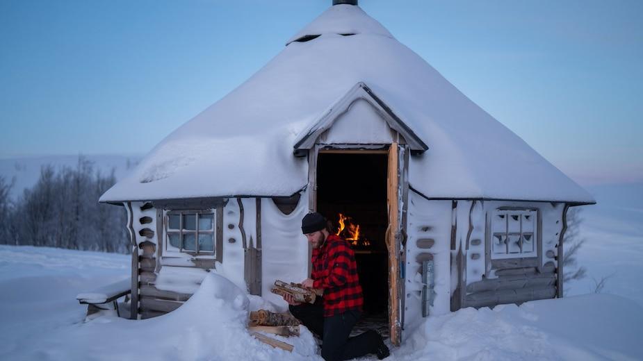 Découvrez les beautés de la Laponie en hiver