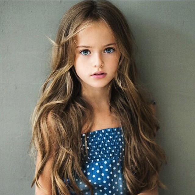 La plus belle fille du monde n'a que neuf ans  JDM
