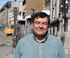 Pierre Dostie, <i>porte-parole régional de Québec solidaire</i>