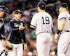 Aaron Boone, des Yankees, mérite le titre de gérant de l'année dans la Ligue américaine.