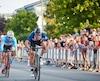 Lucas Bourgoyne a remporté le challenge sprint du Tour de l'Abitibi lundi devant le Canadien Riley Pickrell et l'Américain Luke Lamperti, à Rouyn-Noranda.