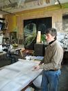 Douce victoire pour Pierre Przysiezniak et ses collègues. Près de 800 artistes travaillent dans des ateliers dans les anciennes usines du Mile-End. Leur repère est menacé par la spéculation immobilière.