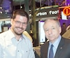 Patrick Carpentier et Jean Todt ont parlé du Grand Prix de Formule E qui sera présenté à Montréal fin juillet.