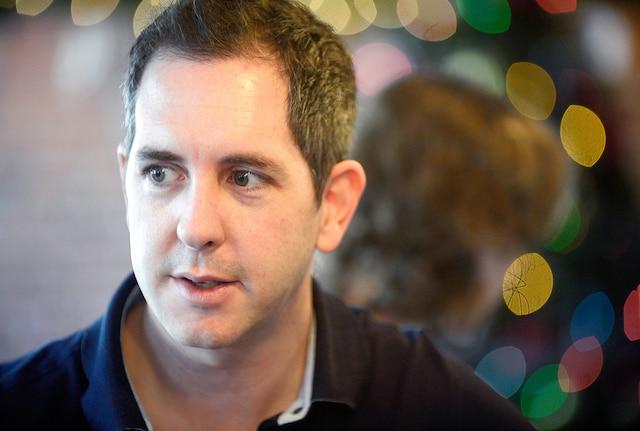 Jonathan Labbé. Copropriétaire du Café Maelstrom