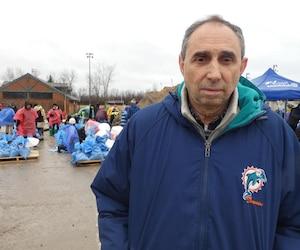Normand Marinacci, maire de l'arrondissement de L'Île-Bizard-Sainte-Geneviève