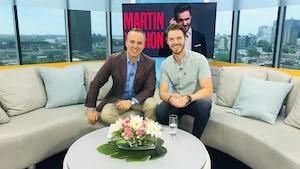 Martin Vachon poursuit sa tournée au Québec