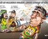 En 2011, mon collègue Ygreck avait caricaturé le chef de la CAQ François Legault qui avait dit qu'il n'excluait pas d'abolir les cégeps car il considérait qu'il s'agissait «d'une maudite belle place pour apprendre à fumer de la drogue et puis à décrocher».