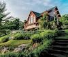 L'entreprise de Pierre Robitaille est en faillite depuis l'automne 2017, et il se retrouve en défaut de paiement sur sa résidence de Lac-Saint-Joseph évaluée à 3,8M$.