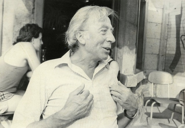 Paul Hébert en 1983