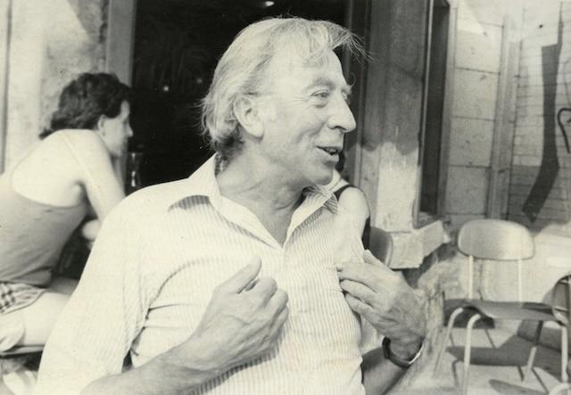 Paul Hébert en 1983
