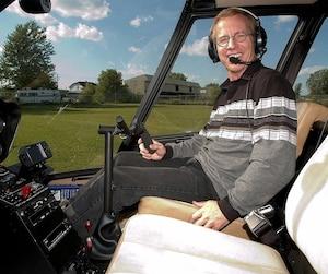 Le pilote Normand Dubé est poursuivi pour près de 30 M$ par Hydro-Québec.