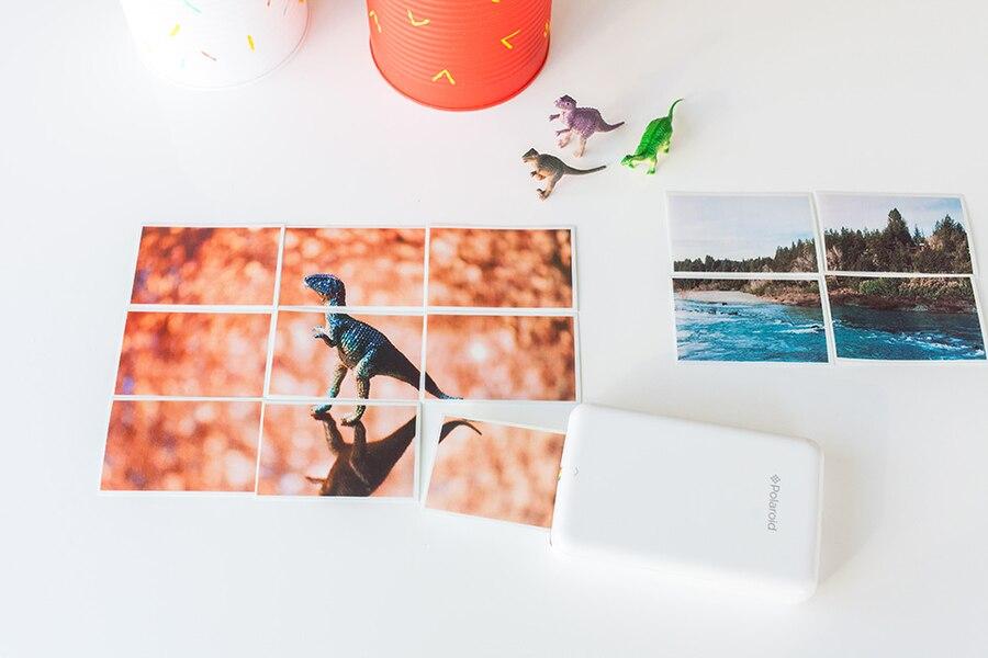 Transformez votre cellulaire en appareil photo Polaroid avec l'imprimante Zip