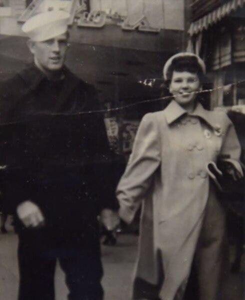 Après 67 ans de mariage, un couple meurt main dans la main ...