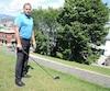 Marc Cormier, Instructeur de positionnement sur le PGA Tour, aimerait faire profiter les Québécois de son expertise.