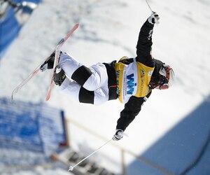 Mikaël Kingsbury est le grand favori pour remporter l'or aux Jeux olympiques de Pyeongchang.