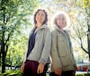 Marianne Trudel et Karen Young.