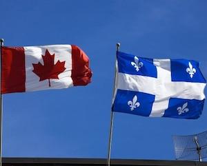québec canada drapeau