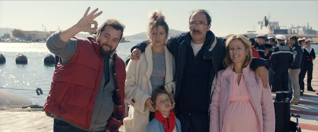 Antoine Bertrand dans le film français Le petit locataire