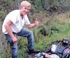 Kevin Lalonde, 21ans, a toujours été un amateur de bolides et de sensations fortes, selon son père. Plus jeune, il s'intéressait beaucoup aux chevaux.