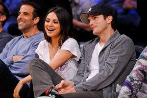 La première photo de la fille de Kutcher et Kunis