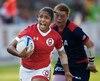Écartée de l'équipe canadienne, Magali Harvey ne sait pas si elle regardera le tournoi olympique de rugby à la télévision. «Si ça adonne que j'ai du temps disponible, je vais le regarder, mais ce n'est pas une priorité. Ça peut paraître un peu rancunier, mais c'est lourd», dit-elle.