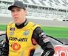 Le pilote québécois Alex Labbé s'est montré impressionnant à sa toute première visite sur le mythique circuit de Daytona.
