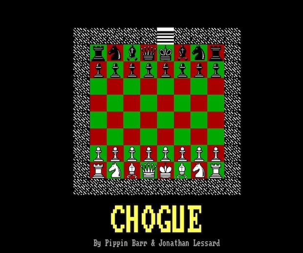 Voici CHOGUE, un jeu québécois étrangement l'fun!
