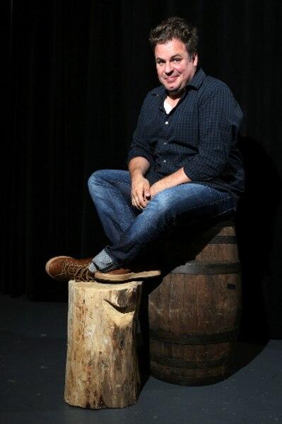 Le metteur en scène, Stéphane Bellavance.