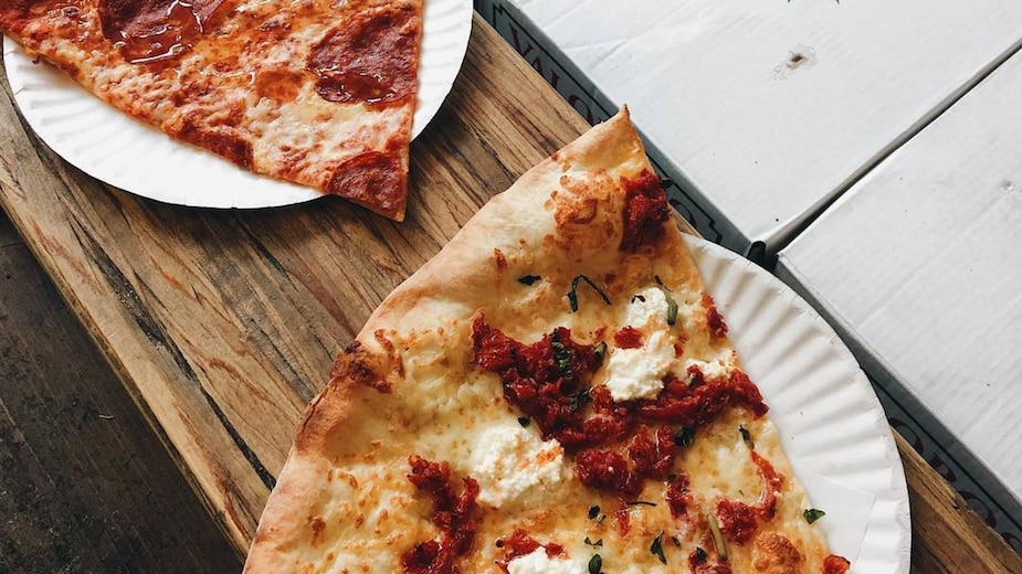 7 endroits où déguster une bonne pointe de pizza