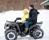 Actuellement, une faille dans la loi québécoise permet à un enfant de conduire un véhicule hors route sur un terrain privé (photo à titre illustratif seulement).