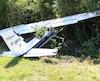 Les deux passagers d'un petit avion Cessna, qui a atterri de manière abrupte mercredi matin à Sainte-Marie en Beauce, s'en sortent fort heureusement indemnes.